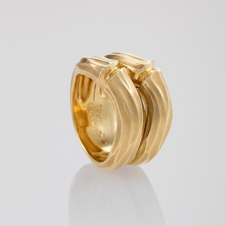 Cartier Paris Gold