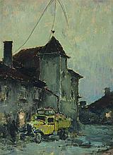 NILUS Petr Alexandrovich (1869-1943). Camionnette