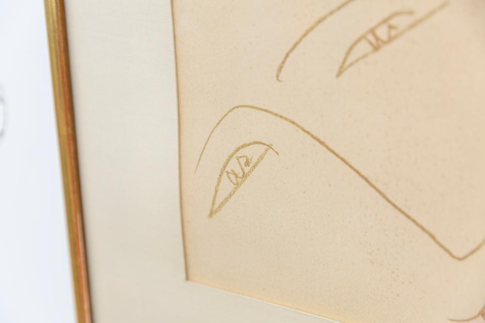 Henri Matisse (1826-1954) Lithograph (France)