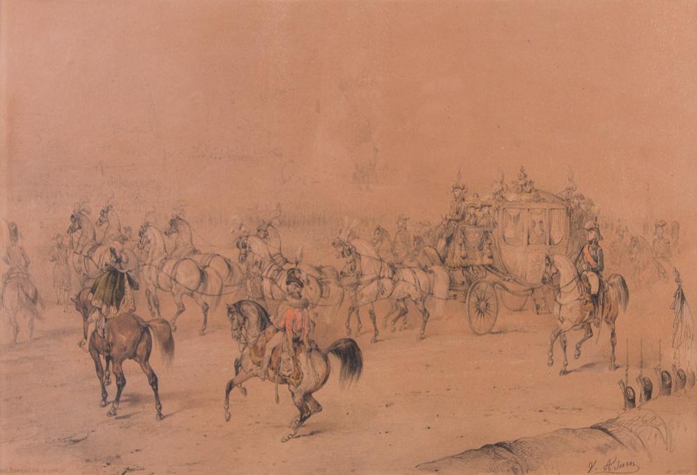 Victor ADAM (1801 - 1866)