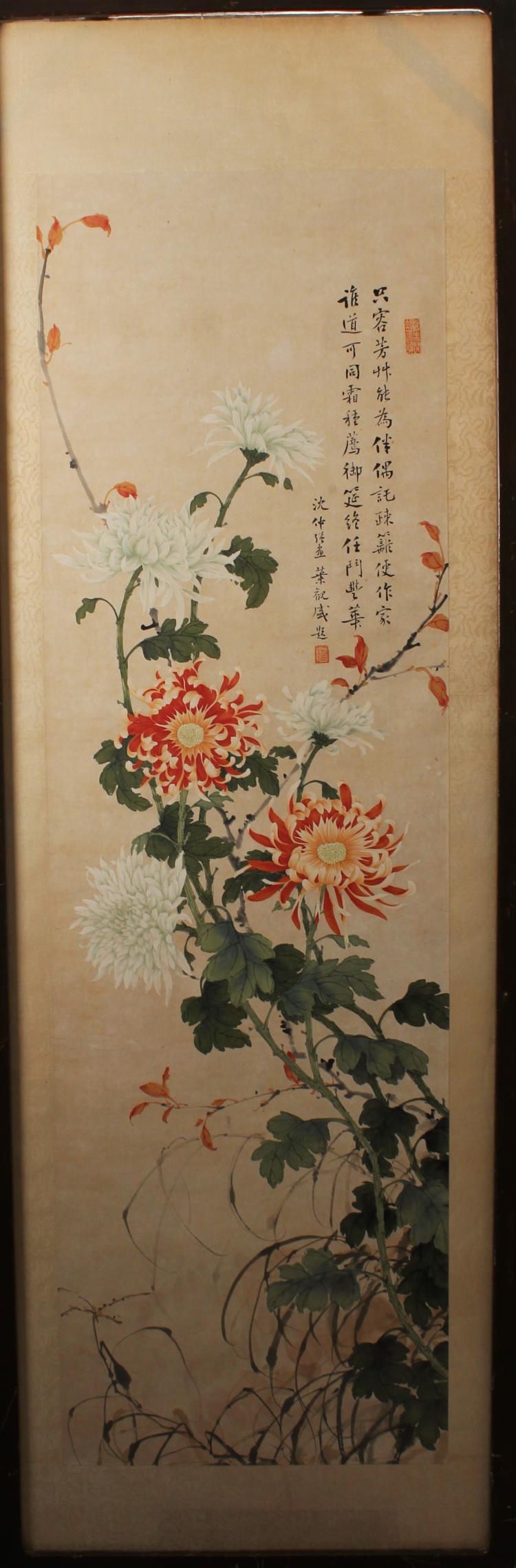 SHENZHONGQIANG_Chinese Painting