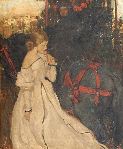 William Dacre Adams (British, 1864-1951) The