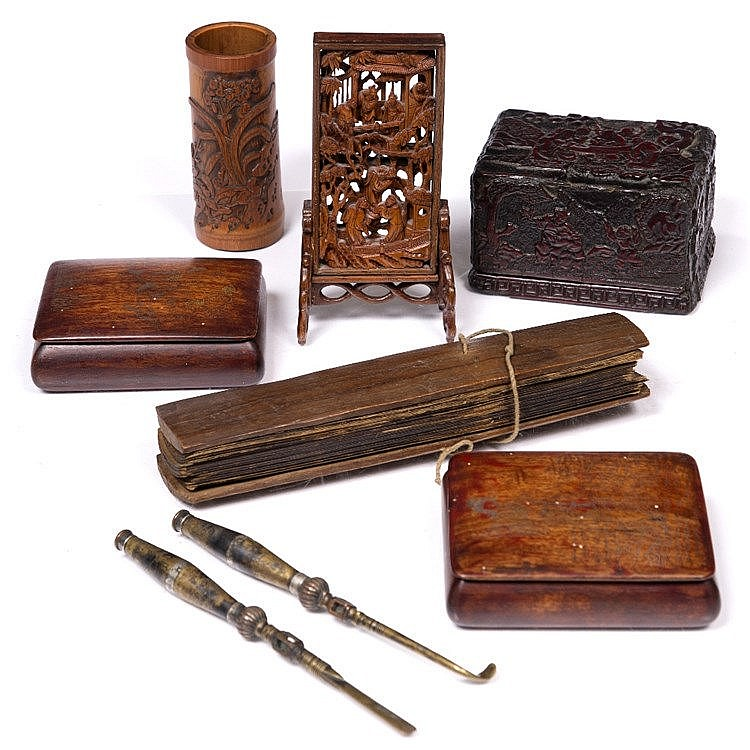 A collection of Chinese pieces
