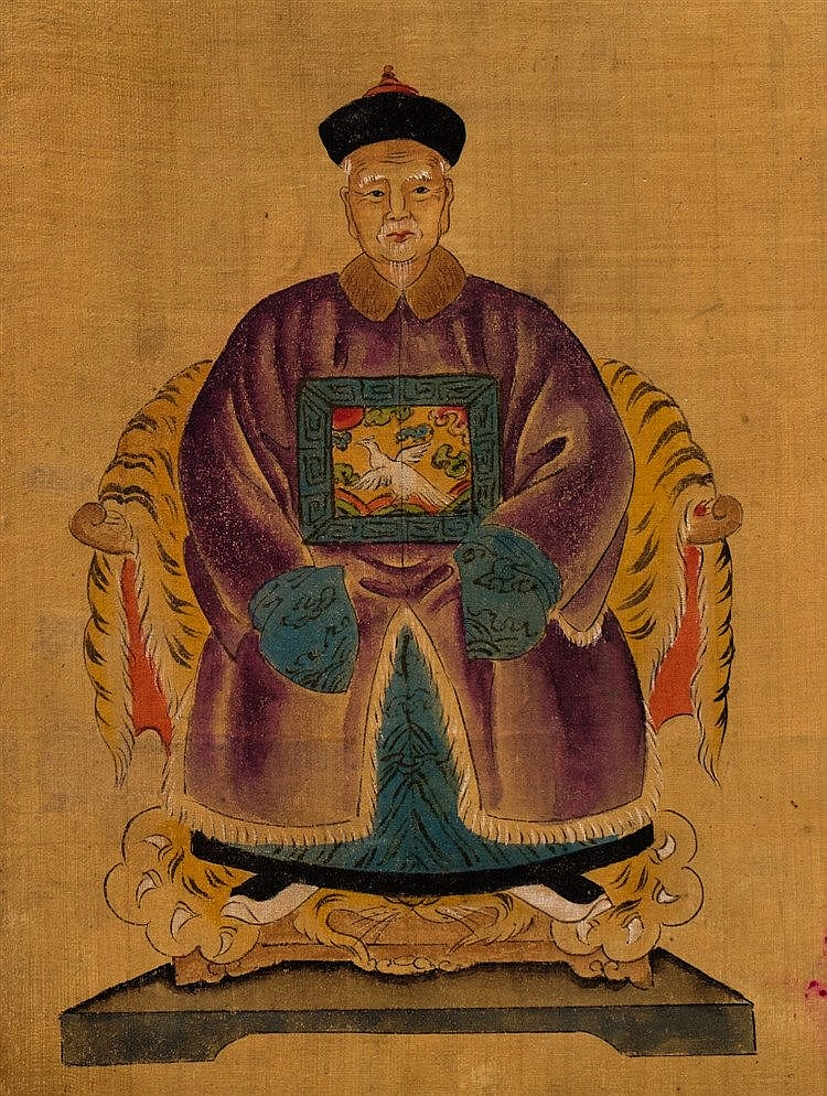 A collection of Chinese pictures and prints
