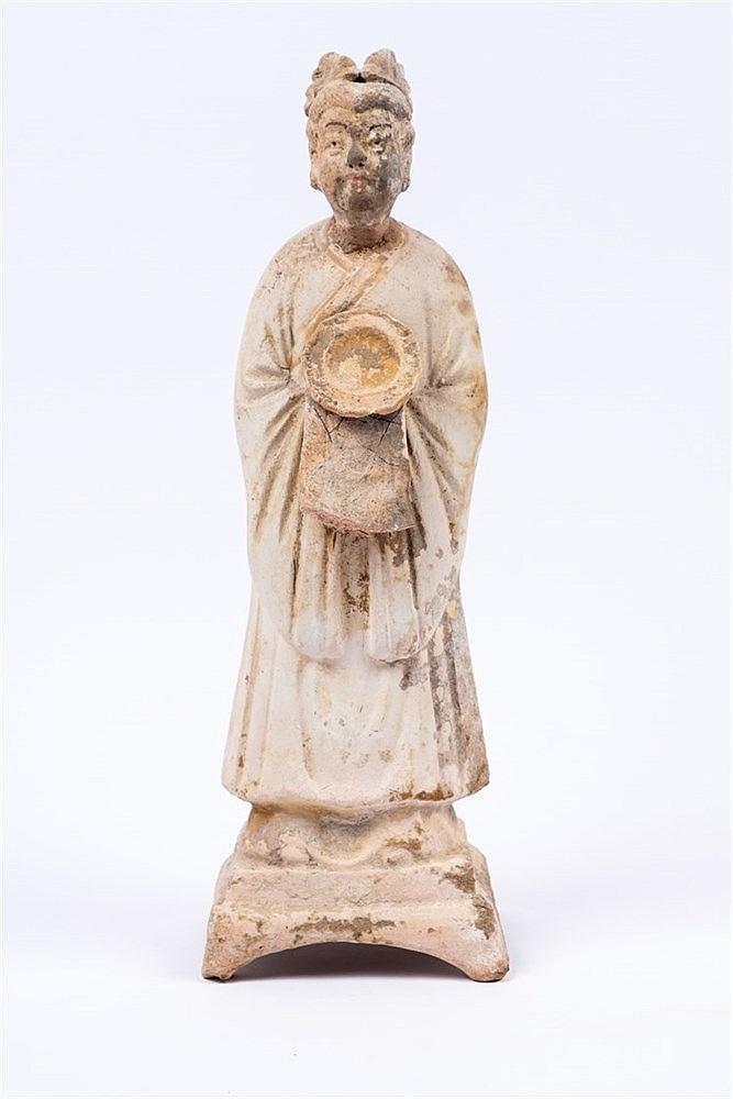 A Chinese standing figure