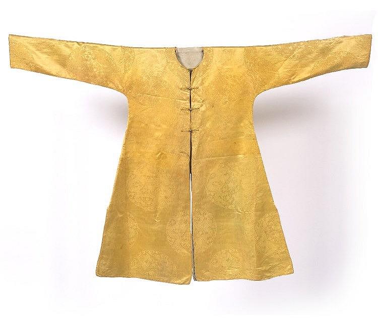 A Tibetan lama's robe