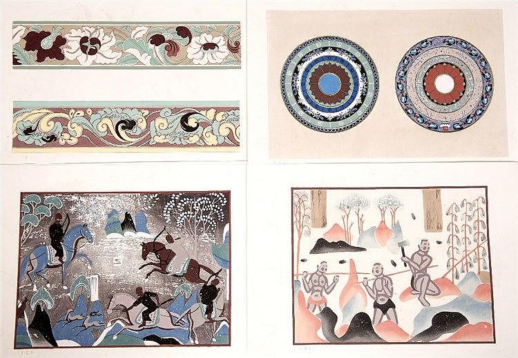 A portfolio of Chinese ceramic designs