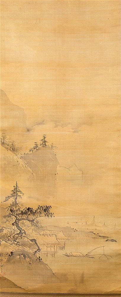 Kano Tanyu (Japanese 1602-1674)