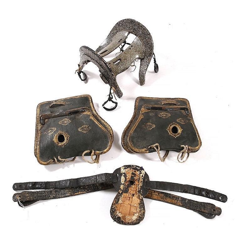 A Japanese saddle