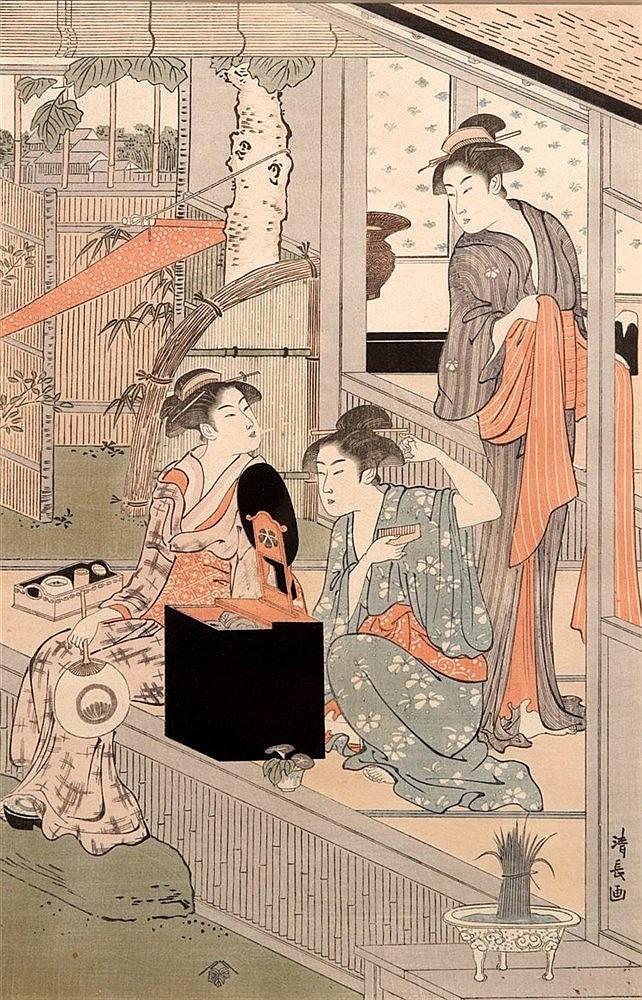 Torii Kiyonaga (Japanese, 1752-1815)