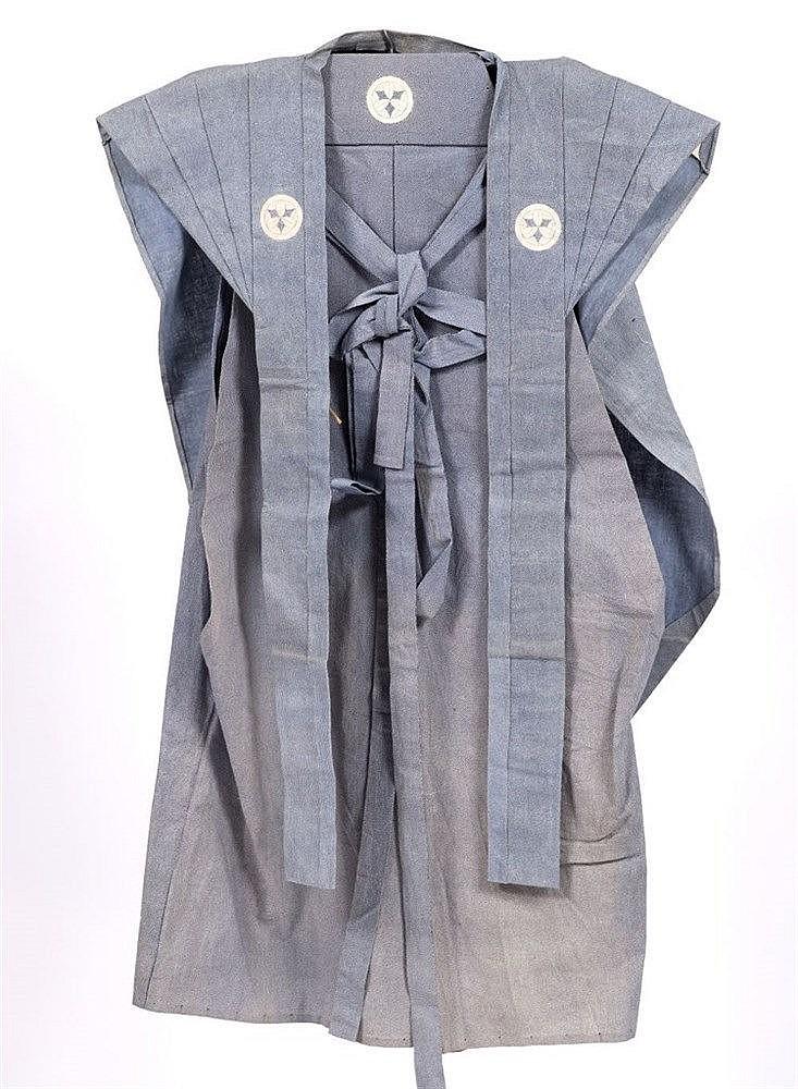 A Japanese kamishimo (Samurai court dress)