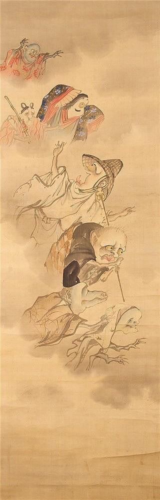 Attributed to Maekawa Bunrei (1837-1917)