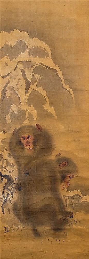 Mori Sosen (Japanese 1747 -1821)