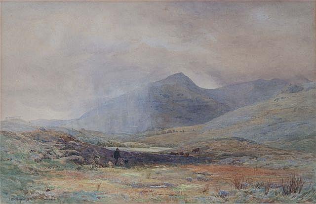 S. G. WILLIAM ROSCOE (British, 1852-c.1922)