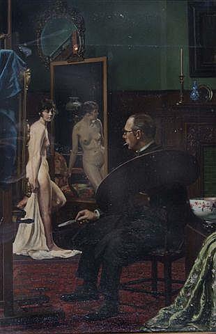 HOWARD SOMERVILLE (British, 1873-1952) The