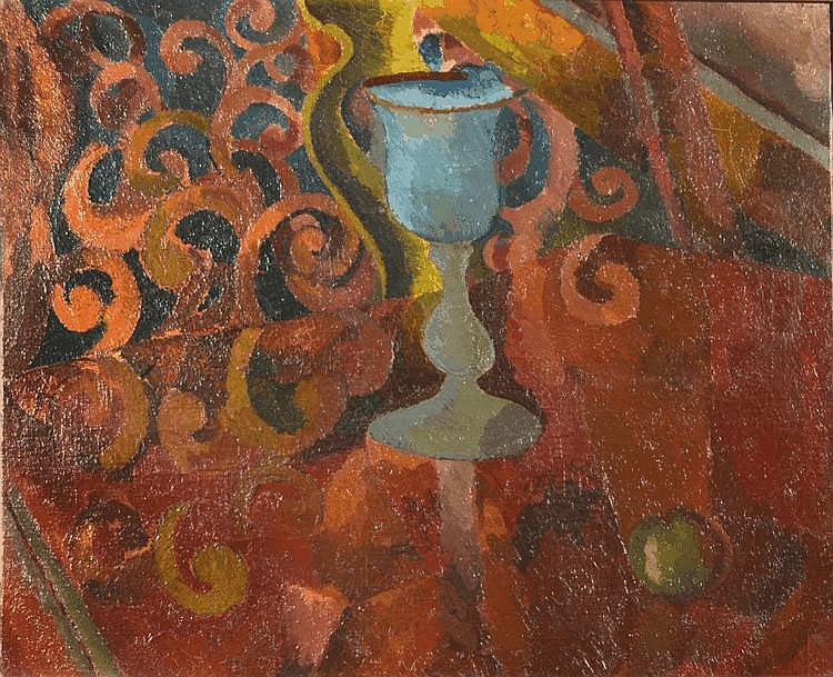 Duncan Grant (British, 1885-1978) Still life with
