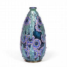 Camille Fauré (1874-1956) for Limoges Vase
