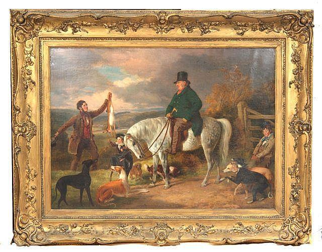 RAMSAY RICHARD REINAGLE (1775-1862) Mr John Atkins