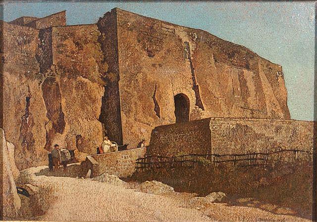 BERTRAM NICHOLLS (1883-1974) Porta Maggiore,