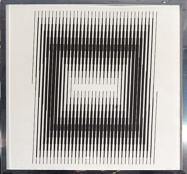 JEFFREY STEELE (b.1931) Gestalt II 2, Artist's