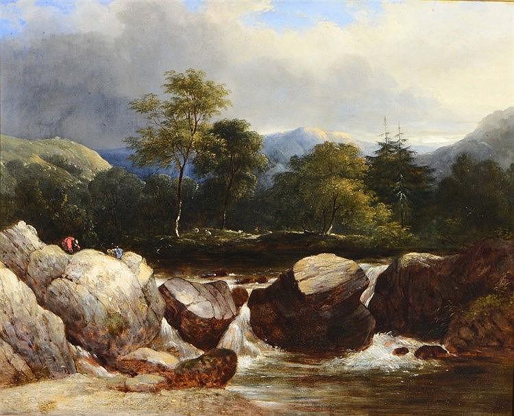 ATTRIBUTED TO SAMUEL COLKETT (1806-1883) AND JOHN BERNEY LADBROOKE (1803-18