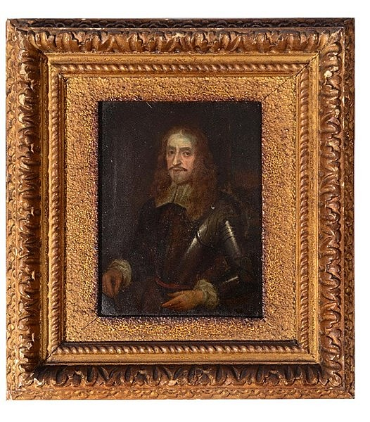 ENGLISH SCHOOL (LATE C17TH) Portrait of Henry Ireton (1611-1661), oil
