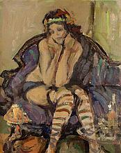 Ken Moroney (British, b.1949)