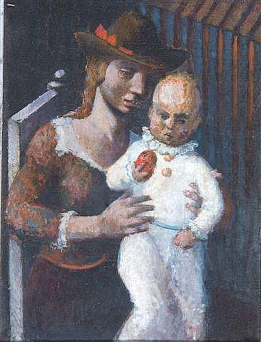 MICHAEL SALAMAN (1911-1991)