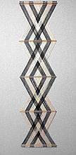 Peter Collingwood (British, 1922-2008) Wall Hanging, M.181 No. 1 black