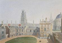 ATTRIBUTED TO GEORGE PYNE (1800-1884) Magdalen Ha