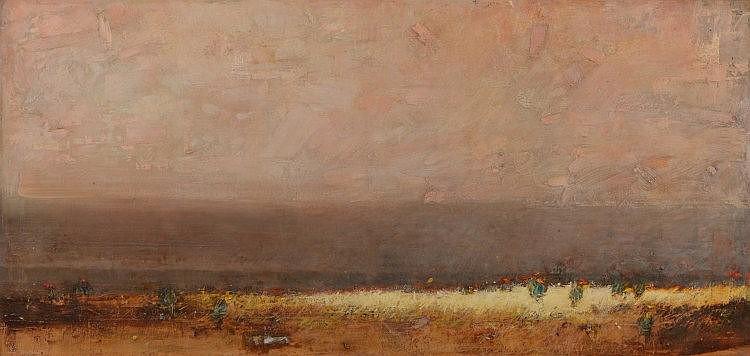 Harold Voigt (South African, b.1939) Landscape
