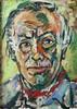 John Bratby (1928-1992)  Major General G. L. Hamilton, John Bratby, £0