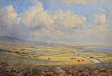 JOHN ERNEST AITKEN (1881-1957) 'The Road from Cregneash, Is