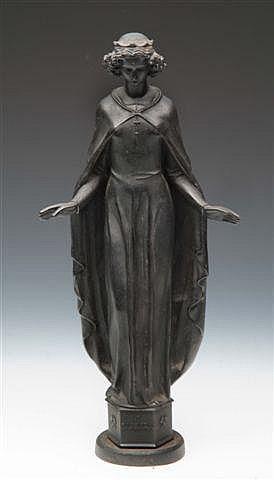 HEINRICH MOSHAGE (German, 1896-1968) A bronze