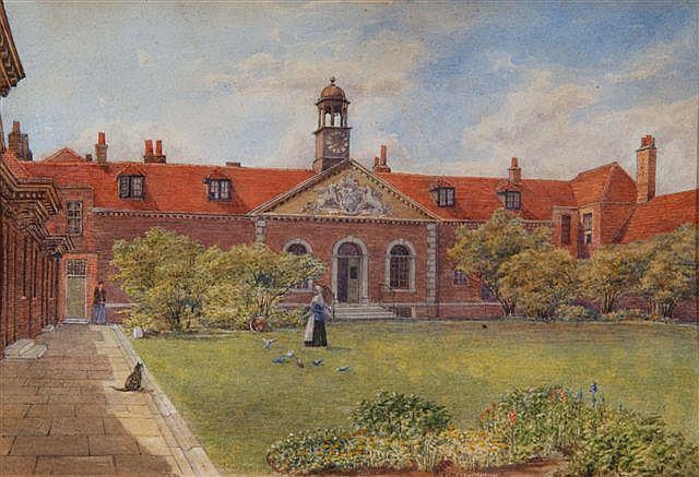 EDWARD HENRY MARTINEAU (1823/24-1901) Emmanuel