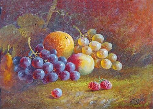 JOHN HARDWICKE LEWIS (1840-1927) BRITISH A pair of