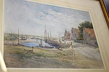 George S Sinclair (19th/20th Century) View of a