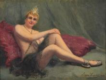 Louise Amélie LANDRÉ (1852-?). …