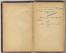 SULLY PRUDHOMME (René François Armand Prudhomme, dit) [Paris, 1839 - Châten