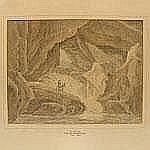 Thomas Sunderland, 1744-1828, In Glen Coe, pencil