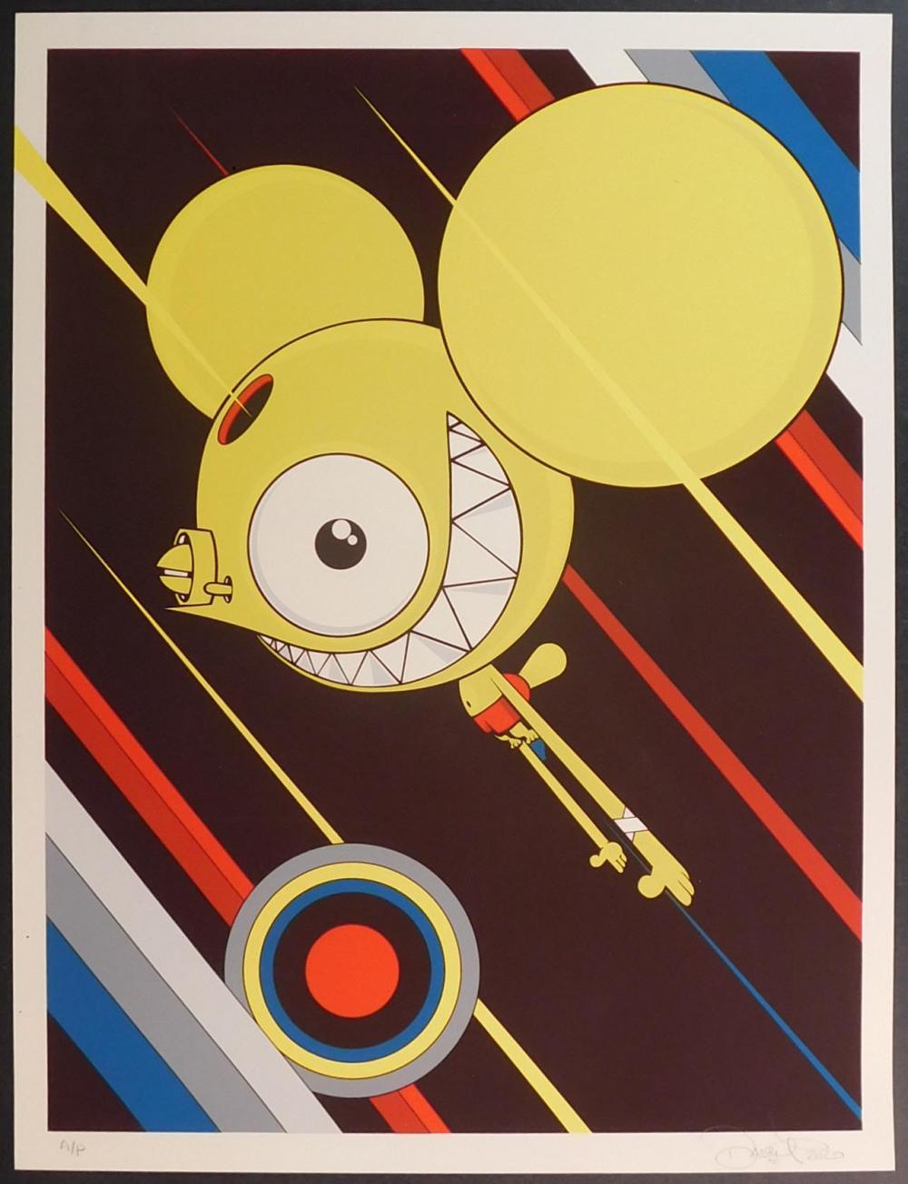 Dalek: Spacemonkey (Flying High)