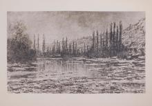 Claude Monet : La Debacle, Vetheuil