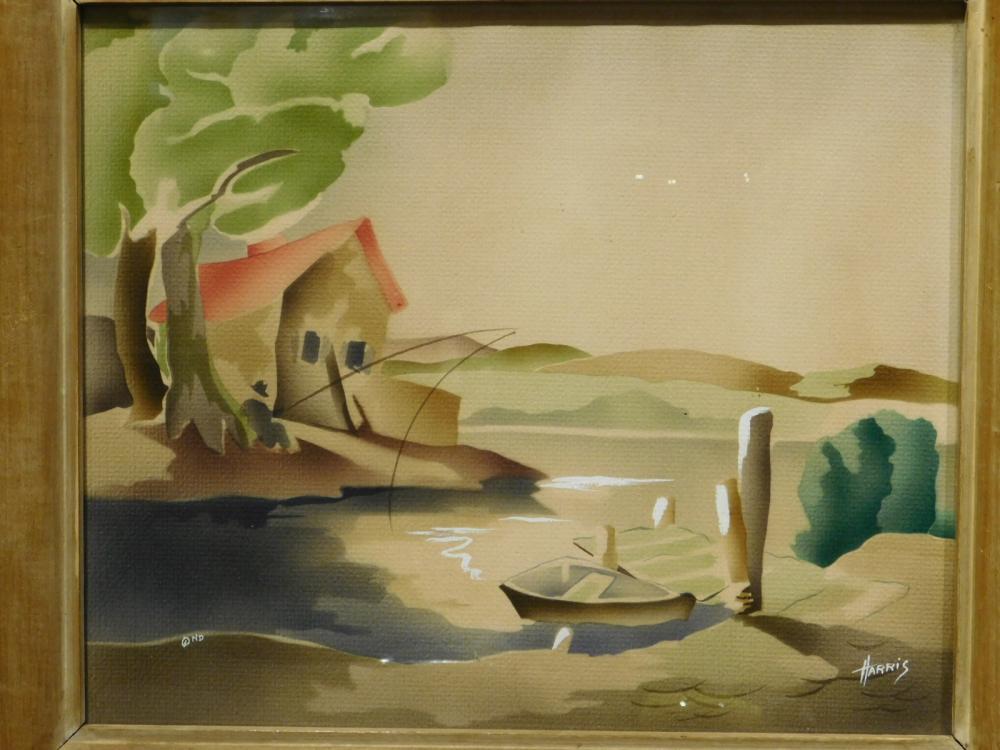 Antique & Modern Paintings Drawings & Prints