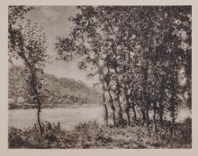 Claude Monet : Villez, Pres Vernon