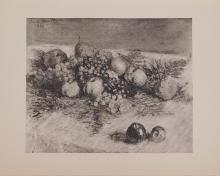 Claude Monet : Pommes, Poires, et Raisins (Apples, Pears, and Grapes)