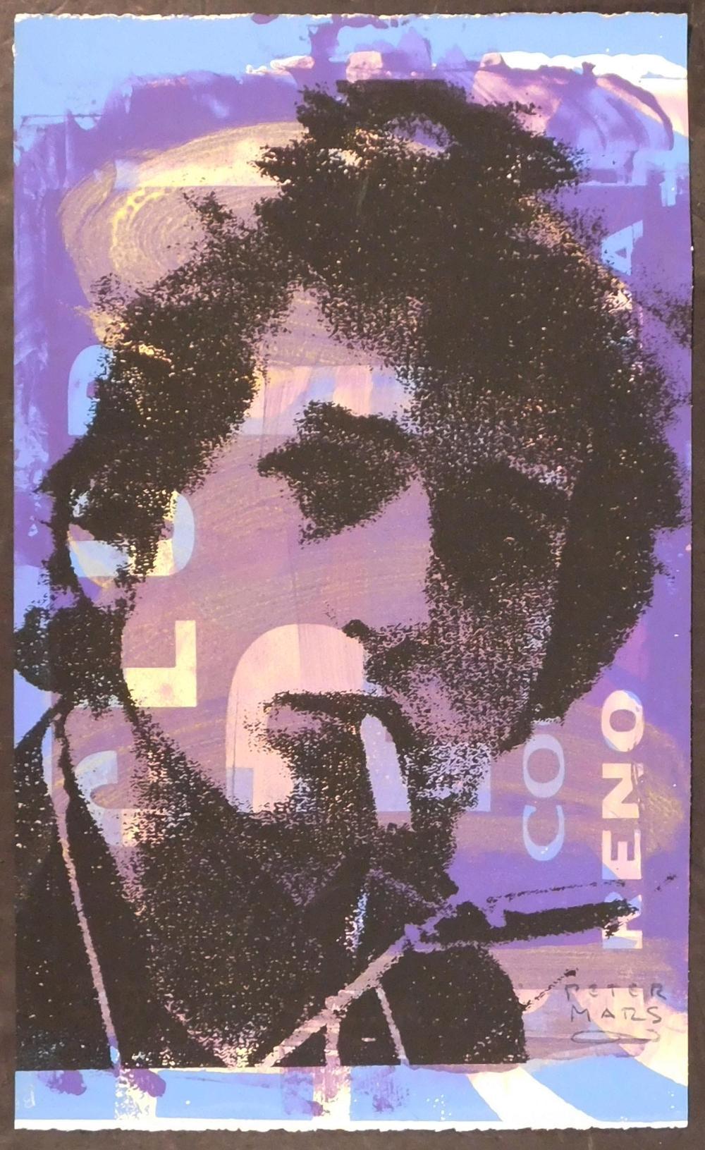Peter Mars: Bob Dylan