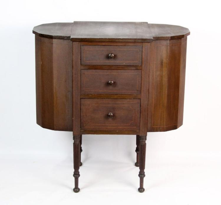 Martha washington style sewing cabinet for Furniture 4 a lot less