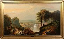 MANNER OF BIERSTADT AUSTRIAN TYROL 19TH CENTURY
