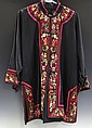 LADIES EMBROIDERED CHINESE SILK JACKET QING STYLE