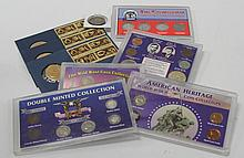(9) US COLLECTOR COIN SETS